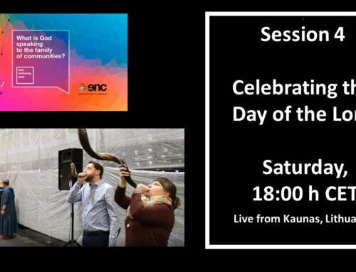 ENC Gathering – The Day of the Lord Celebration