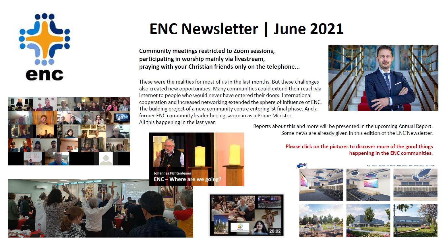 ENC Newsletter | June 2021